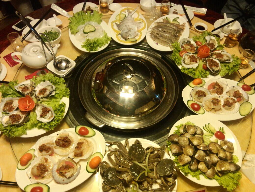海鲜 美食 1039_782